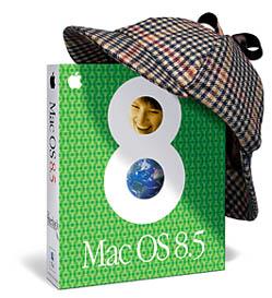 Mac OS 8 Box