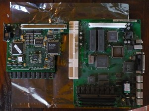 Color Classic logic board and Sonnet Presto Plus